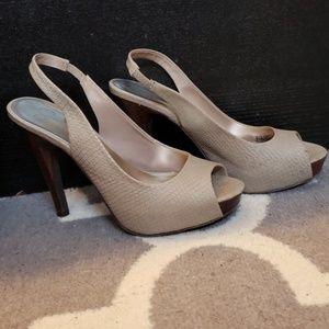 Jessica Simpson Agyness 2 peel toe heels